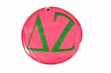 "W1663SC - DELTA ZETA COLOR DISK CHARM<BR><FONT size=""2"">Buy 1-2 for $6.25 Each<br>Buy 3-5 for $5.63 Each<br>Buy 6-11 for $3.75 Each<br>Buy 12-23 for $3.56 Each<br>Buy 24-49 for $3.31 Each<br>Buy 50 or More for $2.94 Each</font>"
