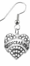 "<BR>""QUINCEANERA""  EXCLUSIVELY OURS!!  <Br>               AN ALLAN ROBIN DESIGN!!  <BR>                        HYPOALLERGENIC<BR>        NICKEL, LEAD & CADMIUM FREE!!  <BR>W1690E1- FROM $7.85 TO $12.85 ©2015"