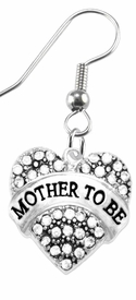 "<BR>  ""MOTHER TO BE""  EXCLUSIVELY OURS!!   <Br>               AN ALLAN ROBIN DESIGN!!   <BR>        NICKEL, LEAD & CADMIUM FREE!!   <BR>W1697E1- FROM $5.98 TO $12.85 �2015"