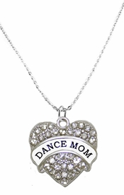 <BR>   WHOLESALE FASHION DANCE MOM JEWELRY  <bR>                              EXCLUSIVELY OURS!!  <Br>                         AN ALLAN ROBIN DESIGN!!  <BR>                  NICKEL, LEAD, & CADMIUM FREE!!  <BR>              W1726N1- BEAUTIFUL SILVER TONE AND  <BR>                       CLEAR CRYSTAL DANCE MOM<BR> CHARM ON LOBSTER CLASP CHAIN NECKLACE  <BR>                       FROM $5.40 TO $9.85 �2015