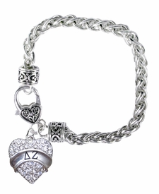 <BR>LICENSED SORORITY JEWELRY MANUFACTURER<BR>                  DELTA ZETA SORORITY BRACELET<BR>                 NICKEL, LEAD,  & CADMIUM FREE! <BR>                       EXCLUSIVELY OURS W1735B1<BR>               FROM $7.90 TO $12.50 EACH �2015 <BR>