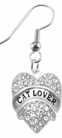 "<BR>                       THE ""PERFECT GIFT""<BR>       ""CAT LOVER""  EXCLUSIVELY OURS!!   <Br>               AN ALLAN ROBIN DESIGN!!   <br>                         HYPOALLERGENIC<BR>        NICKEL, LEAD & CADMIUM FREE!!   <BR>W1790E1- FROM $5.98 TO $12.85 �2015"