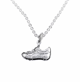 <BR>           WHOLESALE FASHION SPORTS JEWELRY     <BR>                         EXCLUSIVELY OURS!!          <Br>                    AN ALLAN ROBIN DESIGN!!         <BR>                             HYPOALLERGENIC       <BR>               NICKEL, LEAD & CADMIUM FREE!          <BR> W1805N1 - 3D SPORTS CLEAT SNEAKER CHARM ON       <BR>     CHAIN LINK NECKLACE WITH LOBSTER CLASP   <BR>                 FROM $6.23 TO $11.75 �2016