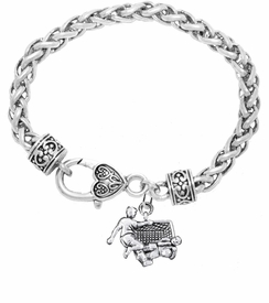<BR>       WHOLESALE SOCCER TEAM SPORTS JEWELRY     <BR>                         EXCLUSIVELY OURS!!          <Br>                    AN ALLAN ROBIN DESIGN!!         <BR>                             HYPOALLERGENIC       <BR>               NICKEL, LEAD & CADMIUM FREE!          <BR>   W1807B1 - 3D SOCCER GOALIE SAVE CHARM ON       <BR>   BRACELET WITH HEART SHAPED LOBSTER CLASP   <BR>                 FROM $6.23 TO $11.75 �2016