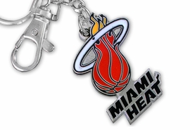 <br> WHOLESALE NBA TEAM 3D KEYCHAINS <br>          OFFICIALLY  LICENSED!! <br>  NATIONAL BASKETBALL ASSOCIATION! <Br>  W21000KC - MIAMI HEAT TEAM <Br> 3D KEY CHAIN WITH BELT CLIP <BR>      FROM $3.99