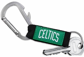 <bR>  WHOLESALE NBA BASKETBALL KEYCHAIN <BR>           OFFICIAL NBA LICENSED!! <br>            LEAD & NICKEL FREE!!! <br>   W21039KC - BOSTON CELTICS LOGO <BR> CARABINER WITH BOTTLE OPENER AND <BR>      KEY CHAIN YOURS FOR $1.43 To $1.68 EACH �2013