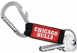 <bR>  WHOLESALE NBA BASKETBALL KEYCHAIN <BR>           OFFICIAL NBA LICENSED!! <br>            LEAD & NICKEL FREE!!! <br>   W21040KC - CHICAGO BULLS LOGO <BR> CARABINER WITH BOTTLE OPENER AND <BR>KEY CHAIN YOURS FOR $1.43 To $1.68 EACH �2013