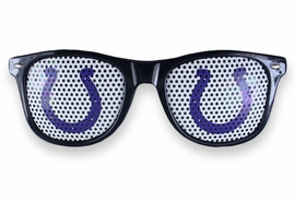 <BR>OFFICIALLY LICENSED NFL TEAM SHADES!! <BR>W211622SG - THE INDIANAPOLIS COLTS <Br> LOGO NAVY SUNGLASSES <br>      YOURS FOR $2.50 To $2.88 EACH �2013