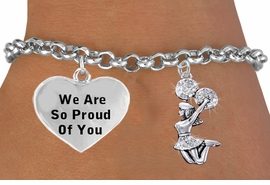 <BR>                    JUMPING CHEERLEADER CHARM BRACELET WHOLESALE <bR>                 W21390B - THE NEW WAY TO EXPRESS LOVE, MOTIVATION,<BR>          POSITIVE, AFFIRMATIVE EXPRESSIONS, THAT WILL GO PERFECTLY<br>        WITH ANOTHER POSITIVE AFFIRMATION CHARM IF YOU WANT  ONE,<BR>   MORE CHOICES LOOK BELOW,  CHARM BRACELET FROM $9.42 TO $12.87<BR>                                    CostumeJewelryWholesale.com �2014
