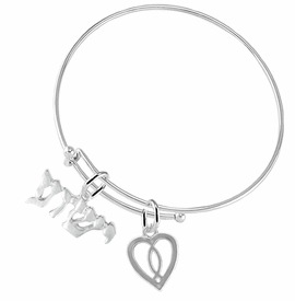"<BR>"" YESHUA "" (JESUS IN HEBREW) NAMED BY AN <BR>ANGEL OF GOD, WITH A JESUS FISH IN A HEART,<BR> EXCLUSIVELY OURS! AN ALLAN ROBIN DESIGN,<BR>     HYPOALLERGENIC-SAFE NICKEL, LEAD, & <BR>      CADMIUM FREE! ADJUSTABLE BRACELET,<BR>   W21888B9 - FROM $7.90 TO $12.50 �2016"