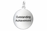 "W267SC - ""OUTSTANDING ACHIEVEMENT"" CIRCLE<BR> <FONT size=""2"">Buy 1-2 for $4.05 Each<br>Buy 3-5 for $3.65 Each<br>Buy 6-11 for $3.55 Each<br>Buy 12-23 for $3.45 Each<br>Buy 24-49 for $3.35 Each<br>Buy 50 or More for $3.25 Each<br>Buy 100 or More for $2.35 Each</font>"