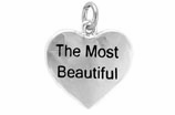 "W276SC - THE MOST BEAUTIFUL <BR> <FONT size=""2"">Buy 1-2 for $4.05 Each<br>Buy 3-5 for $3.65 Each<br>Buy 6-11 for $3.55 Each<br>Buy 12-23 for $3.45 Each<br>Buy 24-49 for $3.35 Each<br>Buy 50 or More for $3.25 Each<br>Buy 100 or More for $2.35 Each</font>"