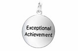 "W277SC - ""EXCEPTIONAL ACHIEVEMENT "" CIRCLE <BR> <FONT size=""2"">Buy 1-2 for $4.05 Each<br>Buy 3-5 for $3.65 Each<br>Buy 6-11 for $3.55 Each<br>Buy 12-23 for $3.45 Each<br>Buy 24-49 for $3.35 Each<br>Buy 50 or More for $3.25 Each<br>Buy 100 or More for $2.35 Each</font>"