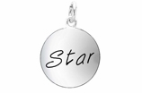 "W296SC - ""STAR"" CIRCLE<BR> <FONT size=""2"">Buy 1-2 for $4.05 Each<br>Buy 3-5 for $3.65 Each<br>Buy 6-11 for $3.55 Each<br>Buy 12-23 for $3.45 Each<br>Buy 24-49 for $3.35 Each<br>Buy 50 or More for $3.25 Each<br>Buy 100 or More for $2.35 Each</font>"