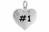 "W299SC - #1 IN HEART <BR> <FONT size=""2"">Buy 1-2 for $4.05 Each<br>Buy 3-5 for $3.65 Each<br>Buy 6-11 for $3.55 Each<br>Buy 12-23 for $3.45 Each<br>Buy 24-49 for $3.35 Each<br>Buy 50 or More for $3.25 Each<br>Buy 100 or More for $2.35 Each</font>"