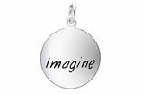 "W305SC - ""IMAGINE"" CIRCLE<BR> <FONT size=""2"">Buy 1-2 for $4.05 Each<br>Buy 3-5 for $3.65 Each<br>Buy 6-11 for $3.55 Each<br>Buy 12-23 for $3.45 Each<br>Buy 24-49 for $3.35 Each<br>Buy 50 or More for $3.25 Each<br>Buy 100 or More for $2.35 Each</font>"