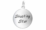 "W316SC - ""SHOOTING STAR"" CIRCLE<BR> <FONT size=""2"">Buy 1-2 for $4.05 Each<br>Buy 3-5 for $3.65 Each<br>Buy 6-11 for $3.55 Each<br>Buy 12-23 for $3.45 Each<br>Buy 24-49 for $3.35 Each<br>Buy 50 or More for $3.25 Each<br>Buy 100 or More for $2.35 Each</font>"
