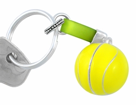 W5022KC - LARGE TENNIS BALL<Br>    KEY CHAIN AS LOW AS $1.99