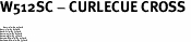 """W512SC - CURLECUE CROSS <BR> <FONT size=""""2"""">Buy 1-2 for $4.05 Each<br>Buy 3-5 for $3.65 Each<br>Buy 6-11 for $3.55 Each<br>Buy 12-23 for $3.45 Each<br>Buy 24-49 for $3.35 Each<br>Buy 50 or More for $3.25 Each<br>Buy 100 or More for $2.35 Each</font>"""