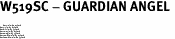 """W519SC - GUARDIAN ANGEL <BR> <FONT size=""""2"""">Buy 1-2 for $4.05 Each<br>Buy 3-5 for $3.65 Each<br>Buy 6-11 for $3.55 Each<br>Buy 12-23 for $3.45 Each<br>Buy 24-49 for $3.35 Each<br>Buy 50 or More for $3.25 Each<br>Buy 100 or More for $2.35 Each</font>"""
