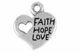 "W756SC - ""FAITH HOPE LOVE"" HEART<BR> <FONT size=""2"">Buy 1-2 for $4.05 Each<br>Buy 3-5 for $3.65 Each<br>Buy 6-11 for $3.55 Each<br>Buy 12-23 for $3.45 Each<br>Buy 24-49 for $3.35 Each<br>Buy 50 or More for $3.25 Each<br>Buy 100 or More for $2.35 Each</font>"