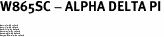 "W865SC - ALPHA DELTA PI<BR><FONT size=""2"">Buy 1-2 for $6.75 Each<br>Buy 3-5 for $6.10 Each<br>Buy 6-11 for $5.60 Each<br>Buy 12-23 for $5.10 Each<br>Buy 24-49 for $4.60 Each<br>Buy 50 or More for $4.10 Each</font>"