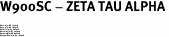 "W900SC - ZETA TAU ALPHA<BR><FONT size=""2"">Buy 1-2 for $6.75 Each<br>Buy 3-5 for $6.10 Each<br>Buy 6-11 for $5.60 Each<br>Buy 12-23 for $5.10 Each<br>Buy 24-49 for $4.60 Each<br>Buy 50 or More for $4.10 Each</font>"