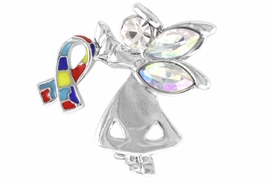 <br>            WHOLESALE AUTISM PIN<Br>            LEAD & NICKEL FREE!!<Br>  W16250P - AURORA BOREALIS<Br>     AUSTRIAN CRYSTAL AUTISM<BR>  AWARENESS GUARDIAN ANGEL<Br>        PIN FROM $2.81 TO $6.25<BR>                              ©2006