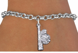 <BR> WHOLESALE BALL CAP & BAT BRACELET<bR>                EXCLUSIVELY OURS!! <Br>           AN ALLAN ROBIN DESIGN!! <BR>  CLICK HERE TO SEE 1000+ EXCITING <BR>        CHANGES THAT YOU CAN MAKE! <BR>     LEAD, NICKEL & CADMIUM FREE!! <BR>   W1470SB - SILVER TONE AND CLEAR <BR> CRYSTAL BAT AND CAP CHARM & BRACELET <BR>         FROM $5.40 TO $9.85 �2013