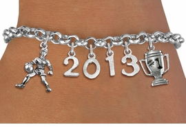 <br>    WHOLESALE BASKETBALL CHARM JEWELRY! <Br>                      EXCLUSIVELY OURS!! <Br>                 AN ALLAN ROBIN DESIGN!! <Br>                    LEAD & NICKEL FREE!! <BR>             THIS IS A PERSONALIZED ITEM <Br>     W20475B - SILVER TONE LOBSTER CLASP <BR> LADY BASKETBALL PLAYER, #1 TROPHY AND CUSTOM <BR> YEAR BRACELET FROM $9.00 TO $20.00 �2013