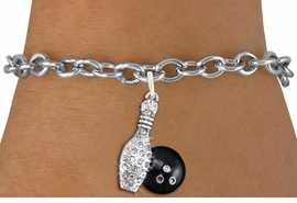 <br>      WHOLESALE BOWLING JEWELRY<bR>               EXCLUSIVELY OURS!!<Br>         AN ALLAN ROBIN DESIGN!! <BR>CLICK HERE TO SEE 120+ EXCITING <BR>   CHANGES THAT YOU CAN MAKE!<BR>   LEAD, NICKEL & CADMIUM FREE!! <BR>W1272SB - BOWLING BALL AND PIN <BR>     CRYSTAL CHARM & BRACELET <BR>     FROM $5.40 TO $9.85 �2012