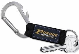"<bR>    WHOLESALE COLLEGE KEYCHAIN <BR>    OFFICIAL COLLEGIATE LICENSED!! <br>            LEAD & NICKEL FREE!!! <br>W20572KC - PURDUE UNIVERSITY ""BOILERMAKERS"" <BR> CARABINER WITH BOTTLE OPENER AND <BR>      KEY CHAIN FOR ONLY $3.53! �2013"