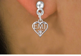 <br>             WHOLESALE EMT JEWELRY<bR>                 EXCLUSIVELY OURS!! <BR>            AN ALLAN ROBIN DESIGN!! <BR>      CADMIUM, LEAD & NICKEL FREE!! <BR> W1430SE - EMT HEART CHARM EARRINGS <BR>          FROM $4.50 TO $8.35 �2013