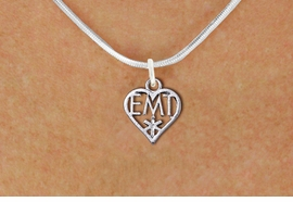 <br>           WHOLESALE  EMT JEWELRY<bR>                 EXCLUSIVELY OURS!! <BR>            AN ALLAN ROBIN DESIGN!! <BR>   CLICK HERE TO SEE 1000+ EXCITING <BR>         CHANGES THAT YOU CAN MAKE! <BR>      CADMIUM, LEAD & NICKEL FREE!! <BR> W1430SN - EMT HEART CHARM NECKLACE <BR>           FROM $4.50 TO $8.35 �2013