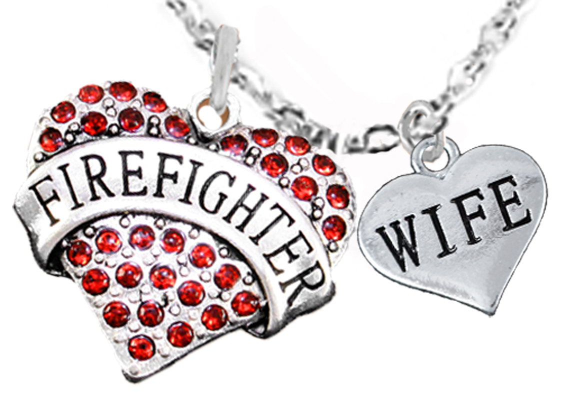 silver cross pendant protection bling necklace sterling maltese pmr shield fire firefighter jewelry fighter