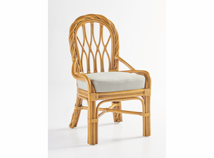 Alcove Rattan Dining Side Chair