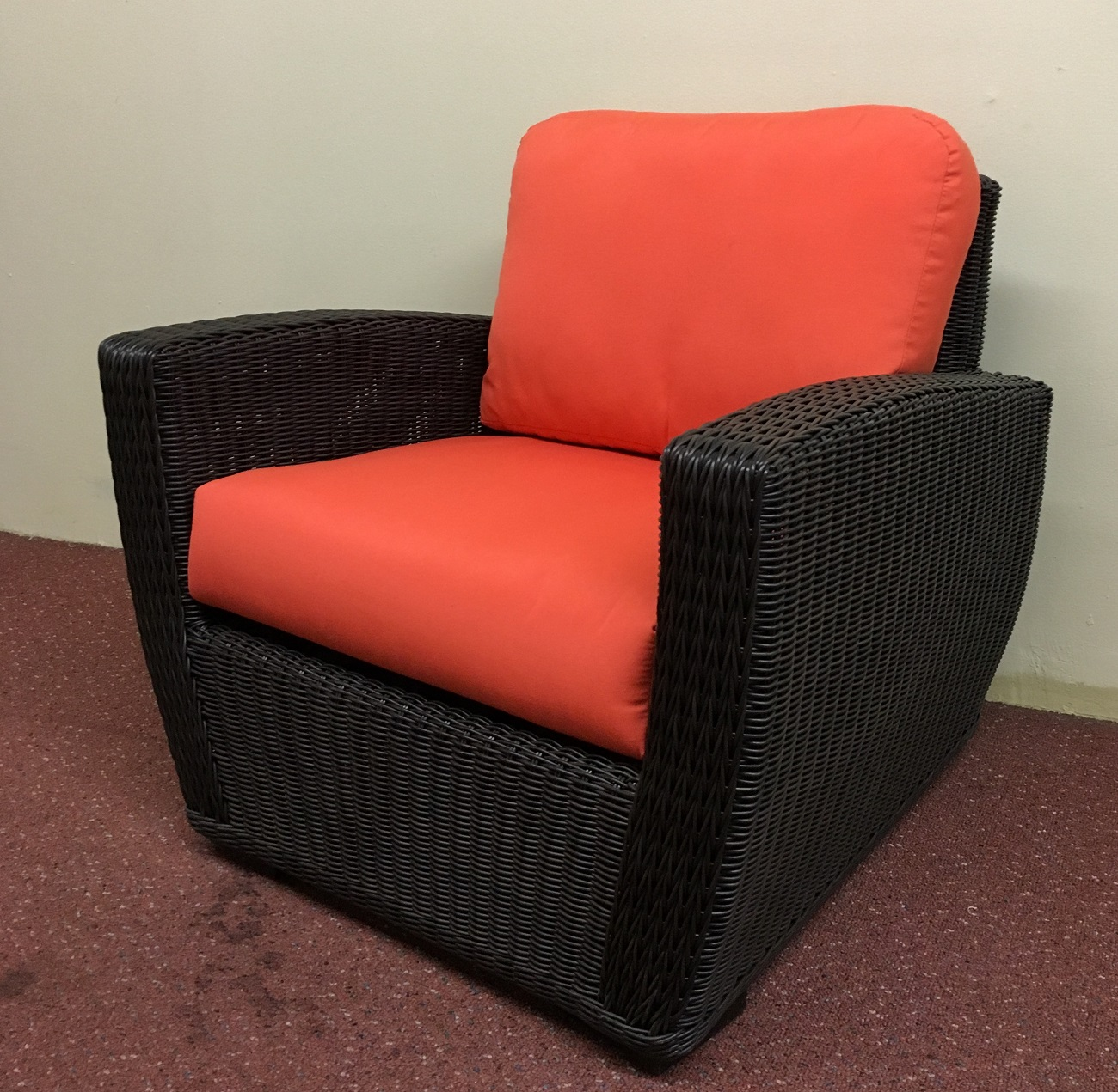 all weather wicker chair galveston. Black Bedroom Furniture Sets. Home Design Ideas
