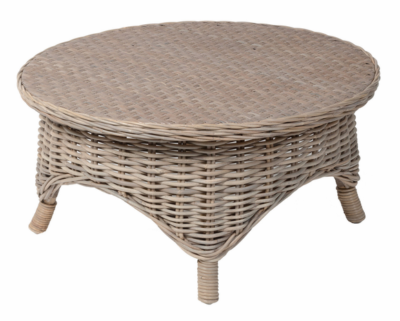 Amherst Wicker Coffee Table