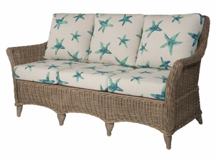 Amherst Wicker Sofa