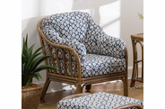 Bel Air Rattan Chair