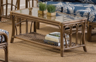 Bel Air Rattan Coffee Table