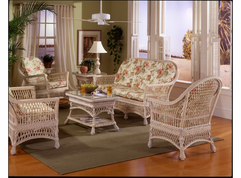Biscayne Wicker Collection