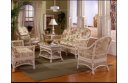 Biscayne Wicker Set of 5