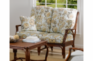 Bonita Springs Rattan Loveseat