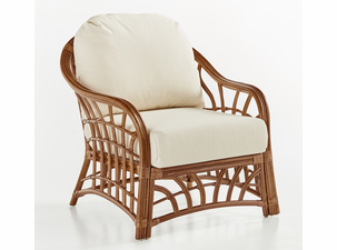 Cayo Vista Rattan Chair