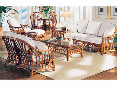 Cayo Vista Rattan Collection