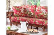 Cherry Tree Rattan Loveseat