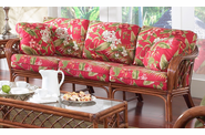 Cherry Tree Rattan Sofa