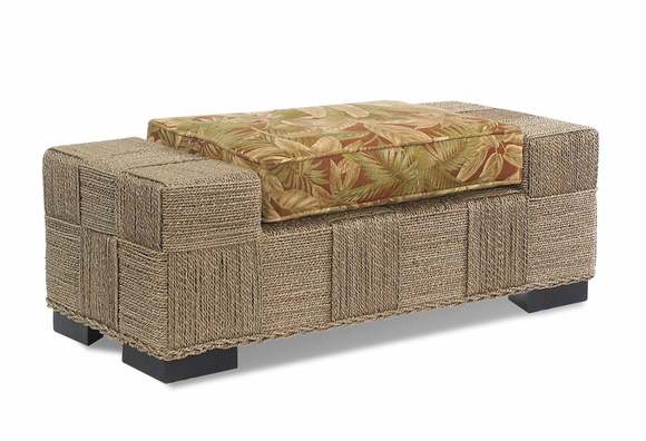 Contemporary Ottoman Cushion