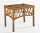 Crystal Lake Rattan End Table